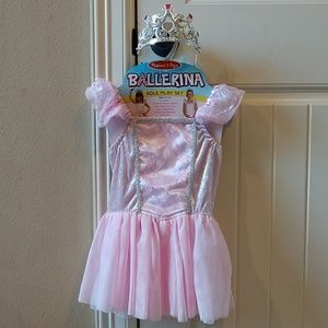 Other - Melissa and Doug Ballerina Set